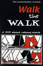 Walk The Walk DVD cover